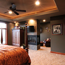 Traditional Bedroom by DEICHMAN CONSTRUCTION