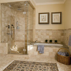 traditional bathroom by Abbeyk, Inc.