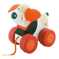 Dog Pull Toy - - Recommended For Children Ages 1 Year And Older