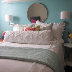 eclectic kids Girls Bedroom