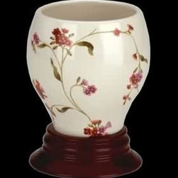 Cup Holders - Decorate your Powder Room with this collection of cup holders.