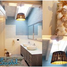 "Traditional Bathroom ""Ma nouvelle maison"""