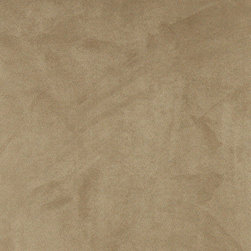 Mushroom Microsuede Suede Upholstery Fabric By The Yard - Our microsuede upholstery fabric will look great on any piece of furniture. This material is easy to clean and is very durable.