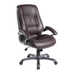 Rta Products Techni Mobili Executive High Back Chair