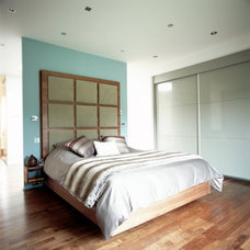 Eclectic Bedroom by Increation