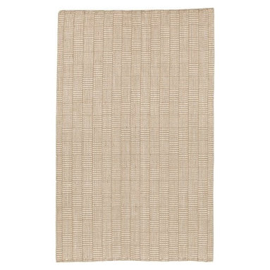 Surya Rugs - Surya JS1 Jute Woven Natural Fibers 100% Jute Tan Rug (5-Feet x 8-Feet ) - 100% Jute. Style: Natural Fibers. Rugs Size: 5' x 8'. Note: Image may vary from actual size mentioned.