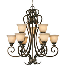 Traditional Chandeliers by Carolina Rustica
