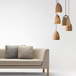 Modern Wood Art Pendant Lighting - Modern Wood Art Pendant Lighting