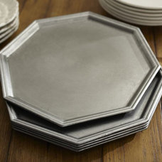 Traditional Charger Plates by Pottery Barn