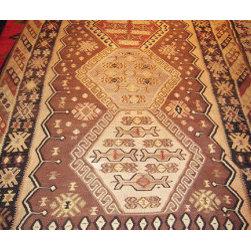 Kilim rugs - Kars Palace Piece