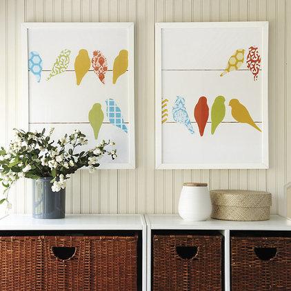 Traditional Artwork by Ballard Designs