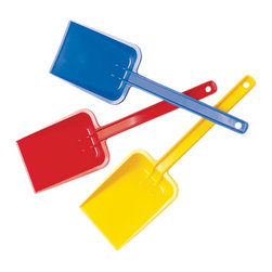 "The Original Toy Company - The Original Toy Company Kids Children Play Shovel - 8.5"" length. Ages 2 years plus. Weight: 1 lbs."