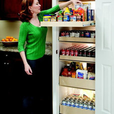 Pantry Cabinets by ShelfGenie of Connecticut