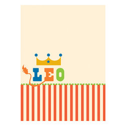 WallPops - Leo Board Wall Decal - Charismatic and ambitious, a Leo is well represented by the king (or queen!) of the jungle and not to be missed. Check this swanky dry-erase board, it's sure to hold a clue as to the trendsetting must-have musings of this fiery sign. WallPops are always repositionable and removable.