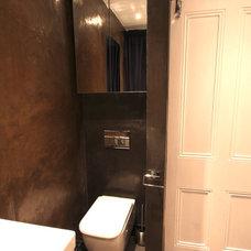 Contemporary Bathroom by Inspiritdeco