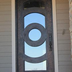 Contemporary Door -