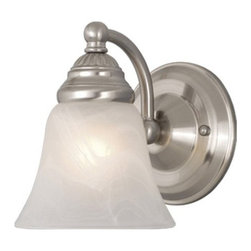 Vaxcel Lighting - Stanford 1L Wall Light - Vaxcel Lighting products are highly detailed and meticulously finished by some of the best craftsmen in the business.