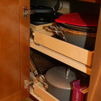 Spice Storage Solutions - seattle - by ShelfGenie of Seattle