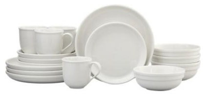 contemporary dinnerware by Crate&Barrel