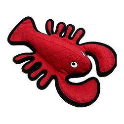 Tuffy Lobster Dog Toy - I couldn't resist. Don't forget man's best friend! This lobster dog toy will make your pup feel included in your clambake party.