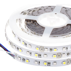 Contemporary Cable Management by Super Bright LEDs