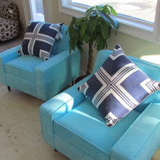 Modern  by Long Wharf Upholstery and Fabrics