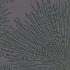 Contemporary Wallpaper by warnerwalls.com