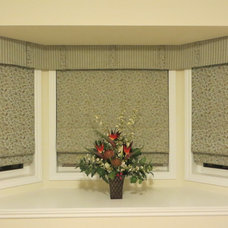 Contemporary Window Treatments by Dream Rivulet Design