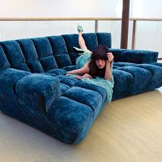 Modern Sofas by Bretz Australia