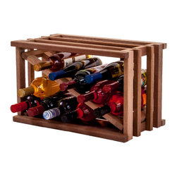 Wine Stacks from WineRacks.com - Introducing WineRacks.com Exclusive Wine Stacks!