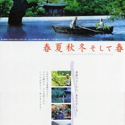 Spring, Summer, Fall, Winter... and Spring 27 x 40 Movie Poster - Japanese Style - Spring, Summer, Fall, Winter... and Spring 27 x 40 Movie Poster - Japanese Style A Yeong-su Oh, Ki-duk Kim, Young-min Kim, Jae-kyeong Seo, Yeo-jin Ha, Jong-ho Kim. Directed By: Ki-duk Kim.