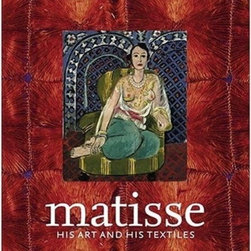 Matisse: His Art and His Textiles - This book would be a good starting point for inspiration. The studio where Matisse painted was a treasure house of exotic Persian carpets, delicate Arab embroideries, richly hued African wall hangings and any number of colorful cushions, curtains, costumes, patterned screens and backcloths.