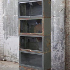 Eclectic Storage Cabinets by Etsy