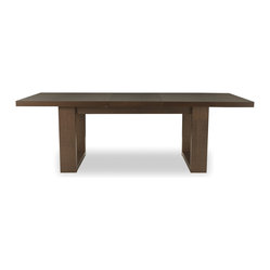 "Tundra 71"" Dining Table with Extension"