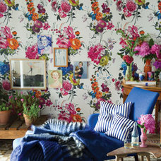 Traditional Wallpaper by Designers Guild