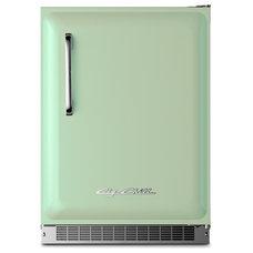 Eclectic Refrigerators And Freezers by bigchillfridge.com
