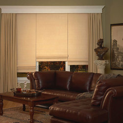 Roman Shades - BlindsChalet.com