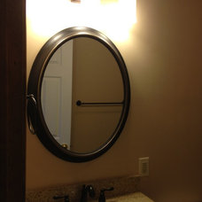 Traditional Bathroom Mirrors by Lowe's of North East, MD