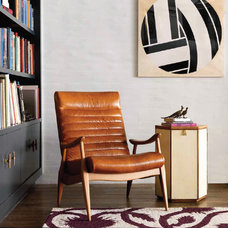 Contemporary Living Room Chairs by AT HOM