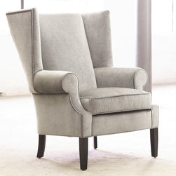 Stickley Park City Wing Chair 96-9062-CH -