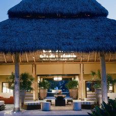 Tropical Exterior by Smith Firestone Associates