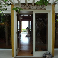 Tropical  3. front porch