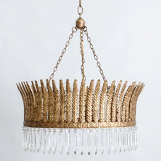 Traditional Chandeliers by Julie Neill Designs
