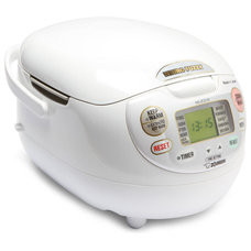 Contemporary Rice Cookers And Food Steamers by ThinkGeek