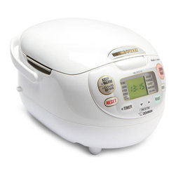 The Neuro Fuzzy Rice Cooker - This is awesome! No more keeping track of which grains need more liquid or more cooking time to be just perfect.