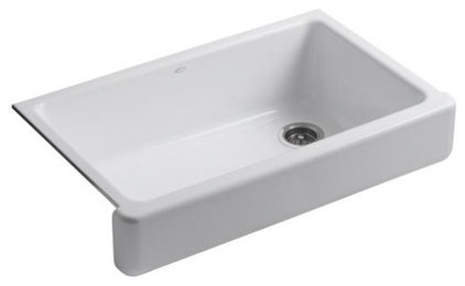 traditional kitchen sinks by Kohler