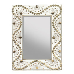 31 X 23 In Metal Mirror - 31 X 23 In Metal Mirror