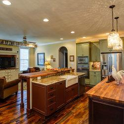 Tennessee Tavern Flooring -