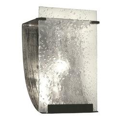 Varaluz Rain Collection Rainy Night 10-Inch-H Sconce -