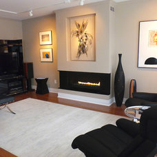 Modern  by The Fireplace Specialist